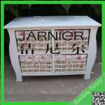 Chinese modern wholesale shabby and chic wooden wall cabinet,T10-2068