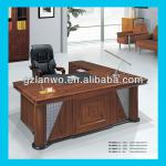 contemporary executive desk MDF with paper office furniture
