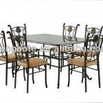 Dining room Furniture Dining table set
