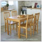 dining room furniture, solid wood dining set
