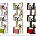 Fashion style more fuction DIY bookcase
