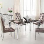 Home Furniture Pictures of Dining Table Set 109