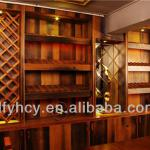Hot selling and unique design ancient ship wood furniture