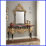 Living Room MDF Consoles Table Mirror Design S-1808B