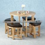 oak round table and chair,dining room furniture,dining table sets