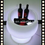 Outdoor Furniture / Plastic Furniture/Led shine Ice Bucket