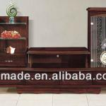 tv lcd wooden cabinet designs in living room furniture(700761)