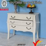Luckywind Vintage white french antique furniture